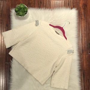 Zara evening blouse!